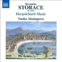 Naoko Akutagawa - Storace: Harpischord Music