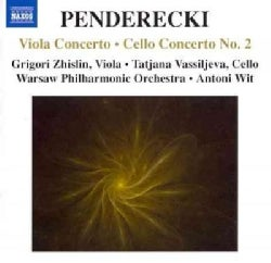 Grigori Zhislin - Penderecki: Viola Concertos