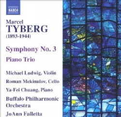 Marcel Tyberg - Tyberg: Symphony No 3, Piano Trio