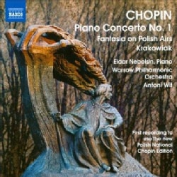 Warsaw Philharmonic Orchestra - Chopin: Piano Concerto No 1, Fantasia on Polish Airs, Krakowiak