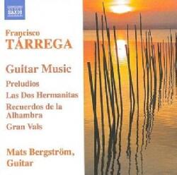 Mats Bergstrom - Tarrega: Guitar Music