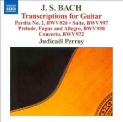 Judicael Perroy - Bach: Transcriptions for Guitar