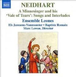 Ensemble Leones - A Minnesinger & His Vale of Tears: Songs & Interludes