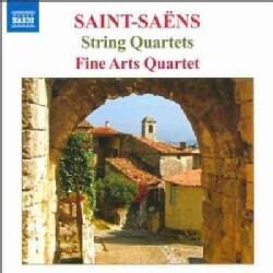 Fine Arts Quartet - Saint-Saens: String Quartets