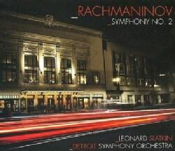 Detroit Symphony Orchestra - Rachmaninov: Symphony No 2, Vocalise