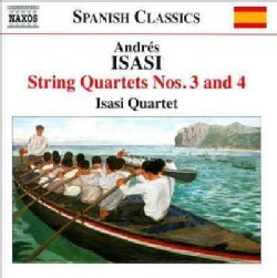 Andres Isasi - Isasi: Complete String Quartets, Vol. 2