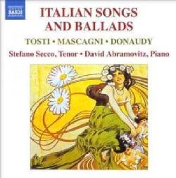 Various - Italian Songs & Ballads