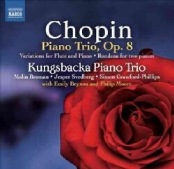 Frederic Chopin - Chopin: Piano Trio, Op. 8; Variations for Flute and Piano