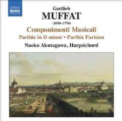 Gottlieb Muffat - Muffat: Suites for Harpsichord