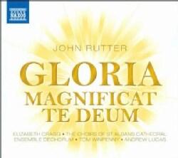 Ensemble Dechorum - Rutter: Gloria; Magnificat; Te Deum