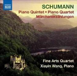 Xiayin Wang - Schumann: Piano Quintet/Piano Quartet/Marchenerzahlungen