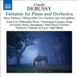 Orchestre National De Lyon - Debussy: Orchestral Works Vol. 7