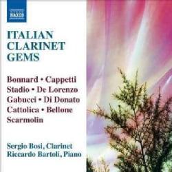 Various - Italian Clarinet Gems