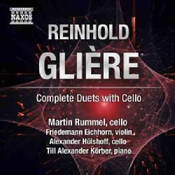 Till Alexander Korber - Gliere: Complete Duets with Cello