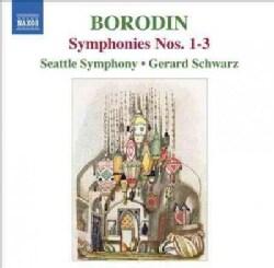 Alexander Porfir'yevich Borodin - Borodin: Symphonies Nos. 1, 2 & 3