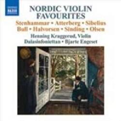 Various - Nordic Violin Favorites: Two Sentimental Romances; Humoresques I-VI; Seks Bygdeviser Fra Lom; Eveneing Mood; Et Sa...