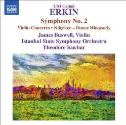 Elvi Cemal Erkin - Erkin: Symphony No. 2