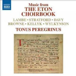 Richard Davy - Music from the Eton Choirbook