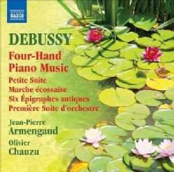 Olivier Chauzu - Debussy: Four-Hand Piano Music