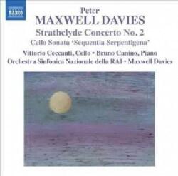 Orchestra Sinfonica Nazionale Della Rai - Davies: Strathclyde Concerto No. 2