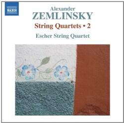 Escher Quartet - Zemlinsky: String Quartets: Vol. 2