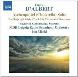 Viktorija Kaminskaite - D' Albert: Orchestral Works, Vol. 2