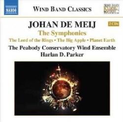 Peabody Conservatory Wind Ensemble - De Meij: Symphonies