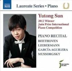 Yutong Sun - Yutong Sun - Piano Recital: Laureate Series