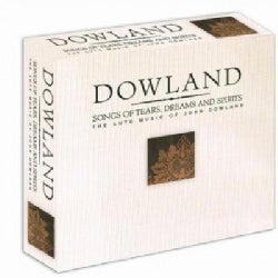 John Dowland - Dowland: Songs of Tears, Dream, and Spirits