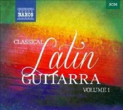 Escobar - Latin Guitarra, Vol. 1