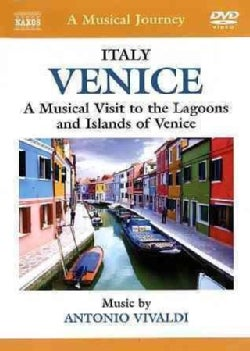 A Musical Journey: Italy: A Musical Visit to the Lagoons and Islands of Venice (DVD)