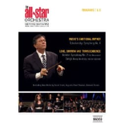 All-Star Orchestra: Programs 7 & 8: Music's Emotional Impact/Mahler: Love, Sorrow and Transcendence (DVD)
