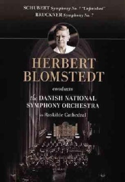 Herbert Blomstedt Conducts The Danish National Symphony Orchestra (DVD)