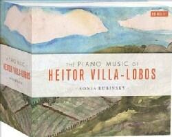Sonia Rubinsky - Villa-Lobos: Piano Music