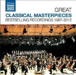Various - 1987-2012: Great Classical Masterpieces: Best-Selling Recordings 1987-2013