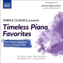 Various - Timeless Piano Favorites