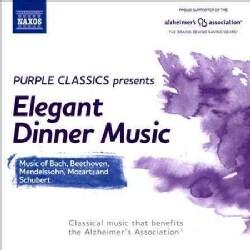 Various - Elegant Dinner Music