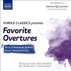 Various - Favorite Overtures