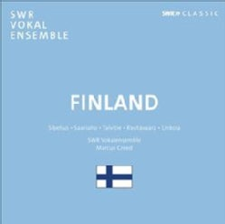 SWR Vokalensemble - Finland: Works for Choir