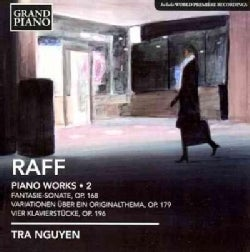 Tra Nguyen - Raff: Complete Piano Works, Vol. 2