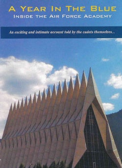 A Year in the Blue: Inside the Air Force Academy (DVD)