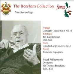 Various - Beecham and Furtwangler