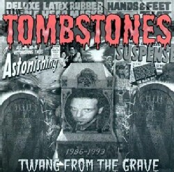 Stevie Tombstone - Twang from the Grave