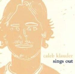 Caleb Klauder - Sings Out