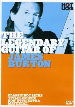 James Burton - Legendary Guitar of James Burton (DVD)