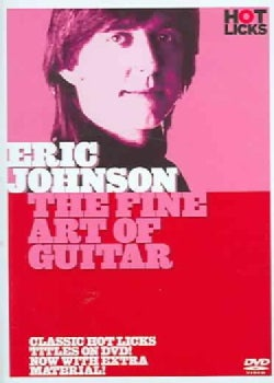 Eric Johnson - Fine Art of Guitar (DVD)