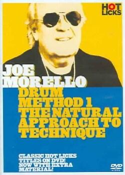 Joe Morello - Natural Approach To Technique (DVD)