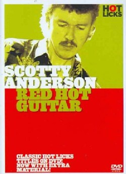 Scotty Anderson - Red Hot Guitar (DVD)