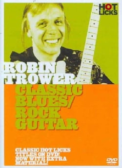 Robin Trower - Classic Blues/Rock Guitar (DVD)