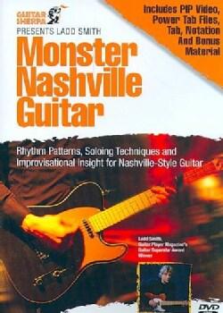 Monster Nashville Guitar (DVD)